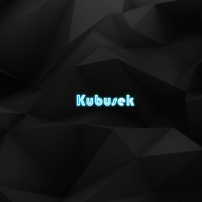 Kubusek avatar